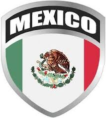 Mexico Mexican Flag Shield Decal Badge Car Motorcycle Decal Sticker V Ebay