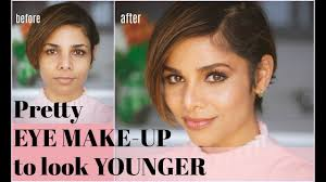 eye makeup will make you look innocent