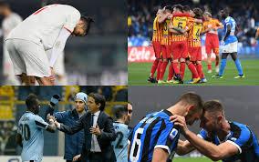Risultati Serie A: video, gol e highlights della 23^ giornata ...