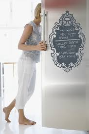Chalkboard Fridge Decal The Room For More