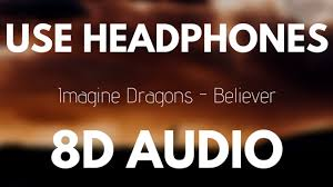 Imagine Dragons - Believer (8D AUDIO) - YouTube