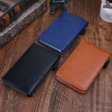 a7 notebook small notepad leather cover