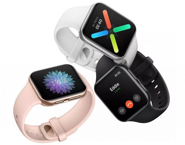 Oppo Watch hadir dalam dua varian.