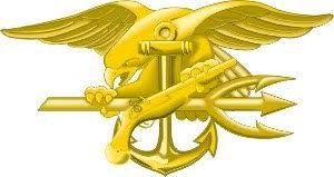 Us Navy Seal Team Trident Decal Sticker 5 5 Walmart Com Walmart Com
