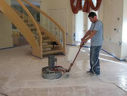 marble polishing process specialized