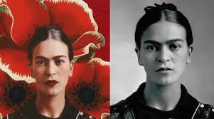 a new line of frida kahlo makeup seems