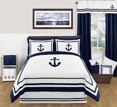 anchors away full queen bedding collection