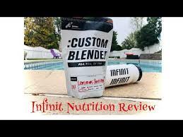 go far infinit nutrition you