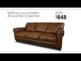 softline italian all leather collection
