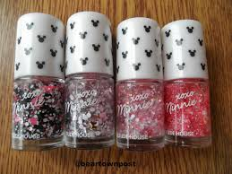 The Beartown Post: Etude House x Minnie Mouse Nail Polish Collection