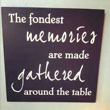quotes about having dinner friends quotes