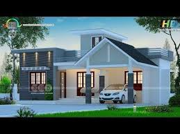 single floor house design