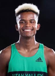 Adrian Jones - 2019 - Cross Country - Utah Valley University Athletics