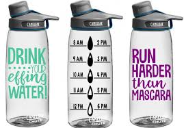 Water Bottle Tracker Vinyl Decal Just 9 99 Free Shipping Regularly 18 Ends 5 30