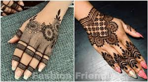 mehndi design 2019 simple and easy back hand image