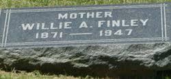 Willie Addie Cox Finley (1871-1947) - Find A Grave Memorial