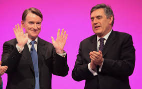 Who the hell do Peter Mandelson and Gordon Brown think they are? | The  Independent