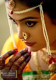 maharashtrian bridal makeup get the