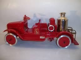 buddy l 205a pumper fire truck vine