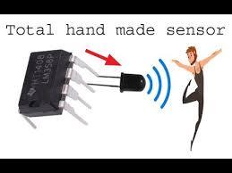 motion detector diy motion sensor