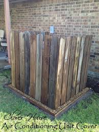How To Hide Air Conditioner Unit Outside How We Hid Ours 5 Examples Backyardscape