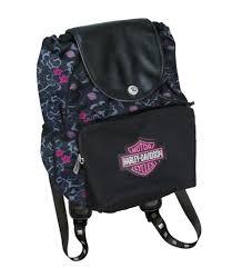 harley davidson backpack girls fl
