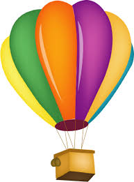 Hot Air Balloon Animation