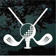 Golf Car Decals Stickers Decal Junky