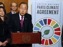 Exit Paris Climate Agreement - WSJ