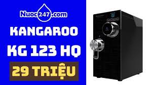 KG 123 HQ Kangaroo Hydrogen Máy lọc nước Ion Kiềm ĐIỆN PHÂN - Duy ...