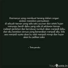 tulisan lusa quotes yourquote