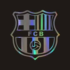Waterproof Car Sticker Football Club Funny Car Decal Reflective Laser Vinyl Car Sticker 3d Car Styling For Fc Barcelona Buy At The Price Of 0 80 In Aliexpress Com Imall Com