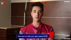Abhishek Sharma Interview - YouTube