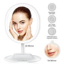 floxite magni 5 magnifying mirror light