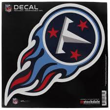 Tennessee Titans Car Window Decal 4 X 4 Die Cut Ship Sports Mem Cards Fan Shop Football Nfl Dr Lindner Ipn Co Il