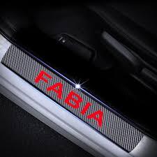 Auto Parts And Vehicles Car Truck Graphics Decals Skoda Sticker Doors Vinyl Decal Sticker Emblem High Quality Choose Color Smeportals Com