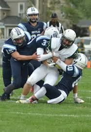 Montpelier falters late to Evergreen   Local Sports   bryantimes.com