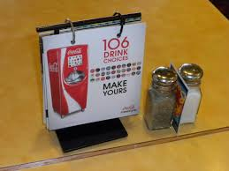 coca cola freestyle beverage machine
