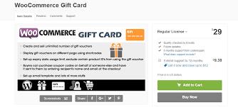 woomerce gift card plugins to boost