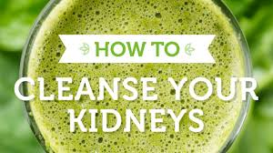 5 kidney cleansing drinks