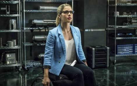 Arrow's Season 5 Change On Felicity's Character