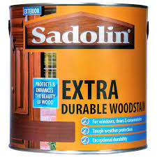 Sadolin Extra Durable Woodstain Wood Finishes Direct