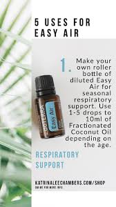 5 uses for easy air essential oil