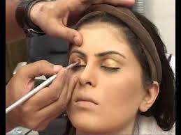 how to do bridal makeup professionally