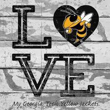 13x13 college love my team logo square