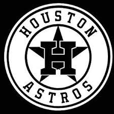 Houston Astros Logo Car Decal Vinyl Sticker White 3 Sizes Ebay