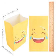 Bolsa De Papel Emoji Bolsa Regalo Infantil Monaditas
