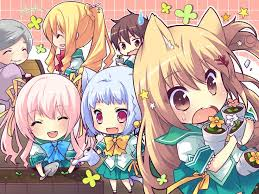 anime chibi wallpapers group 77