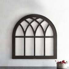 gothic style cathedral window frame
