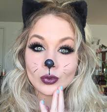 21 kitty makeup designs trends ideas